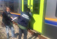 inquinamento treni Puglia