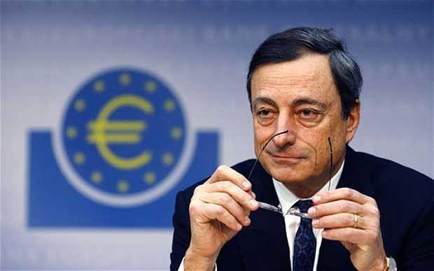 Bce conferma tassi, per Draghi ripresa si rafforza